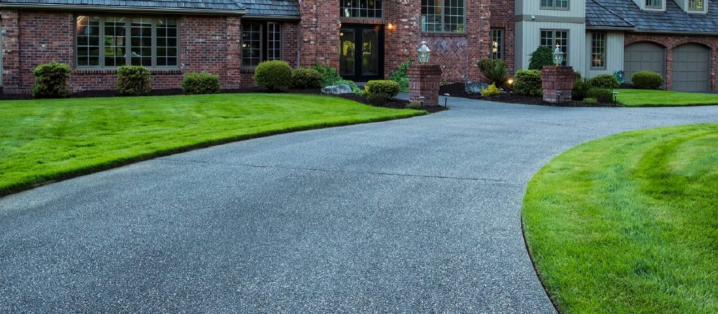 One of our quality driveways in Dorset